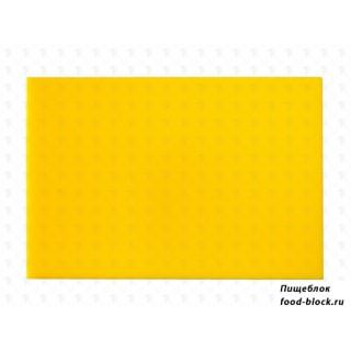 Доска разделочная EKSI PCB6420Y (желтая, 60х45х2 см)