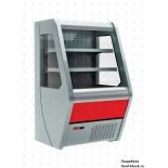Горка холодильная Полюс Carboma 1260/700 ВХСп-0,7 RAL 3020