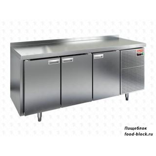 Холодильный стол HiCold среднетемпературный тип TN модель SN 111/TN