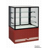 Кондитерская холодильная витрина UNIS Cool CUBE 1000 (RAL 3003)