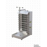Газовый аппарат для шаурмы Atesy Шаурма-2 М-Э (газовая)