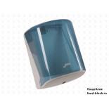 Диспенсер, дозатор Jofel для рулонных полотенец AG41200 (голубой)