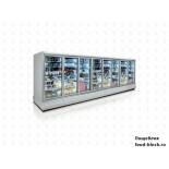 Горка холодильная JBG-2 SNA-1,564-L2 RAL 7004