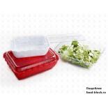 Посуда из пластика Perfect Салатник P-043 (белый)