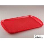 Пластиковый поднос  Restola 422106604 (450x350 мм, красный)