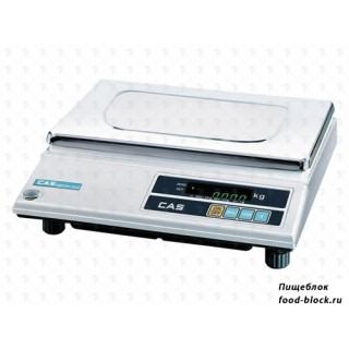 Весы для простого взвешивания CAS AD-10