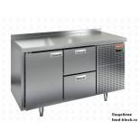 Холодильный стол HiCold тип TN модель GN 12/TN