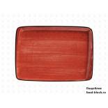 Столовая посуда из фарфора Bonna блюдо прямоугольное PASSION AURA APS MOV 41 DT