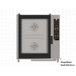 Электрический пароконвектомат Vortmax OIM 10DS