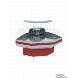 Холодильная витрина Cryspi ВПС 0,21-0,92 (Gamma-2 ОС 90 Д) (RAL 3004)