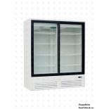Холодильный шкаф Cryspi ШВУП1ТУ-1,5К(В/Prm) (Duet G2 со стекл. дверьми)