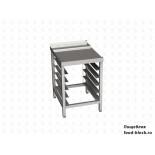 Стол и аксессуар для посудомоечной машины Vortmax СВ06077ВЫХЛ