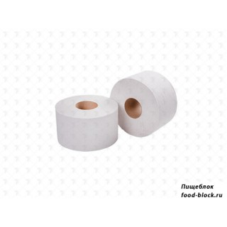 Расходный материал CLEANEQ бумага туалетная 200м 1-200T