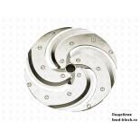 Аксессуар Robot Coupe диск-слайсер 27244 4 мм для нарезки вареного картофеля для R502, CL50/50Ultra/52/55/60