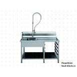 Стол и аксессуар для посудомоечной машины Fagor MFDB-1500 LM-D