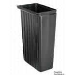 Пластиковая тележка и шпилька  Cambro Контейнер BC331KDTC 110 (30 л)