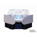Холодильная витрина Cryspi ВПС 0,162-1,08 (Magnum IC 90 Д) (RAL 7016)