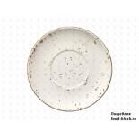 Столовая посуда из фарфора Bonna Grain блюдце для бульонной чаши (17 см)