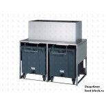 Бункер для льдогенератора Brema DoubleRollerBin 100 для серии M Split 800-1500