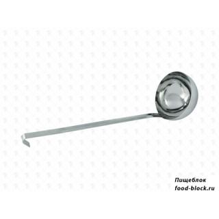 Кухонный инвентарь EKSI Половник LHD10 (d10 см, 0.25л)