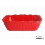 Посуда из пластика Perfect Салатник P-042 (красный)