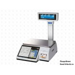 Весы с печатью самоклеящихся этикеток CAS CL-3000-15P