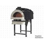 Дровяная печь для пиццы Morello Forni PAX 110