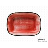 Столовая посуда из фарфора Bonna блюдо прямоугольное PASSION AURA APS GRM 12 DKY