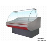 Холодильная витрина Enteco Master ВИЛИЯ 120 ВС RAL 3003