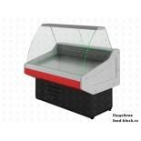 Холодильная витрина Cryspi ВПС 0,20-0,45 (Octava U new 1000) (RAL 3002)