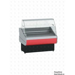 Универсальная холодильная витрина Cryspi ВПСН 0,49-1,12 (Octava SN 1800) (RAL 3002)
