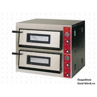 Электрическая печь для пиццы  GGF E 4-4/A
