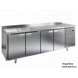 Холодильный стол HiCold тип TN модель GN 1111/TN