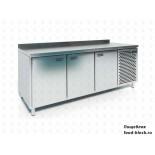 Морозильный стол Cryspi Шкаф-стол СШН-0,3 GN-1850 (нержавейка)