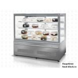 Кондитерская холодильная витрина JBG-2 RDE-0,9-21 RAL 7004