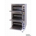 Электрический жарочный шкаф Kogast KSP-T3