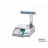 Весы с печатью самоклеящихся этикеток CAS CL-5000J-15IP (TCP/IP)