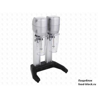 Миксер для коктейлей на 2 стакана Macap F6D C10 с пластиковым стаканом