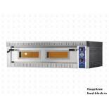 Электрическая печь для пиццы  GAM серии SB, модель FORSB44TR400TOP