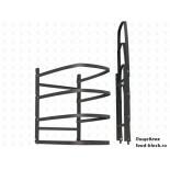 Кухонный инвентарь Linden Подставка для противней (330 мм, складная)