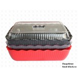 Посуда из пластика Perfect Крышка P-043A для салатника (прозрачная)