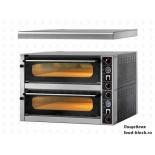 Электрическая печь для пиццы  GAM FORMS44TR400TOP с навесом