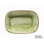 Столовая посуда из фарфора Bonna блюдо прямоугольное THERAPY AURA ATH GRM 14 DKY