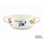 Столовая посуда из фарфора Bonna чашка бульонная KIDS BNC 12KKS (350 мл)