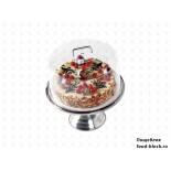 Пластиковый поднос  Cambro Крышка RD1200CW (для торта, 30.5 см)