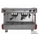 Автоматическая кофемашина Casadio Undici S/2 красная
