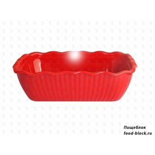 Посуда из пластика Perfect Салатник P-043 (красный)
