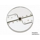 Аксессуар Robot Coupe диск 27072 для нарезки соломкой 2х4 мм для куттеров-овощерезок R502, овощерезок CL 50/50Ultra/52/55/60