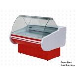 Холодильная витрина Премьер высокотемпературная ВВУП1-0,32ТУ/F1-1,3 ФАВОРИТ