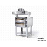 Электрическая печь для пиццы  Cuppone DN635/2CD